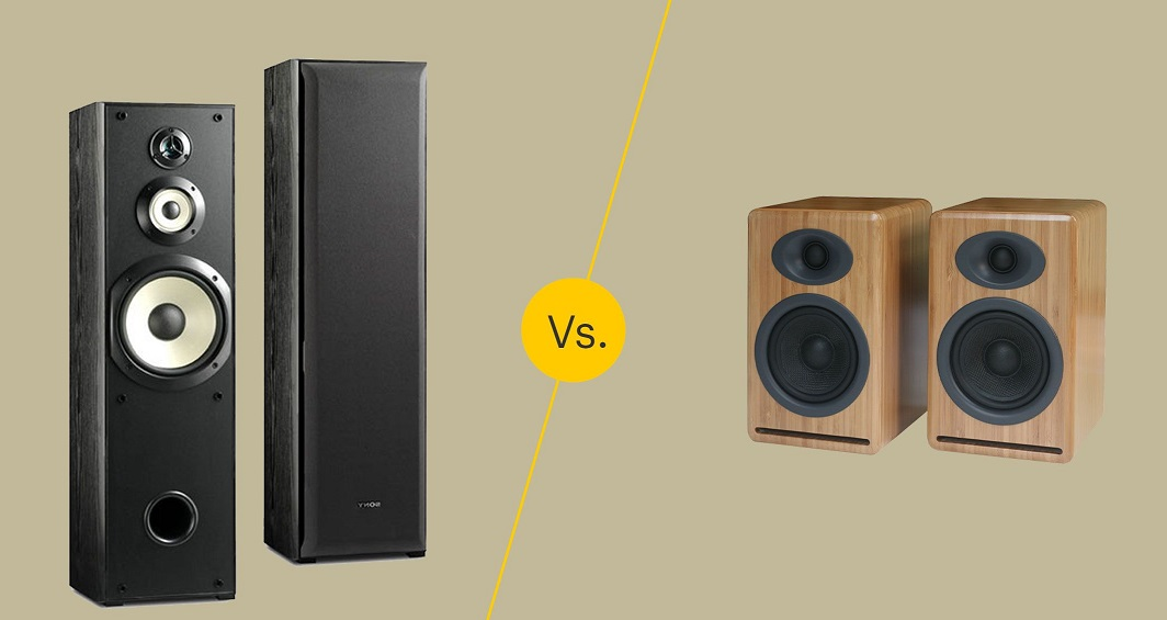 How do we decide how much better one pair of speakers is?